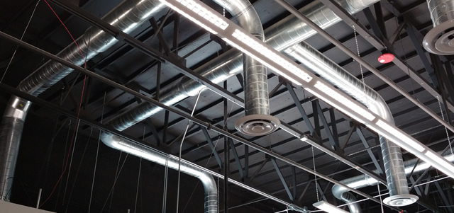 Commercial AC Ducts